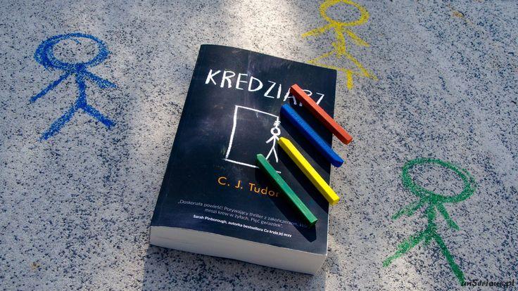 Kredziarz C.J. Tudor  The Chalk Man