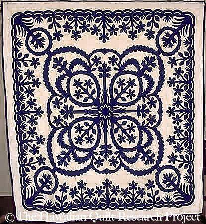879 best Making: Hawaiian Quilt Designs images on Pinterest ... : hawaiian quilts kauai - Adamdwight.com