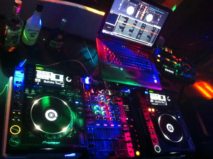 Pioneer DJ products!