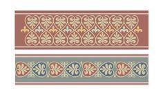 Старинный Русский орнамент в векторе