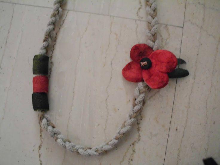 beautiful necklace..