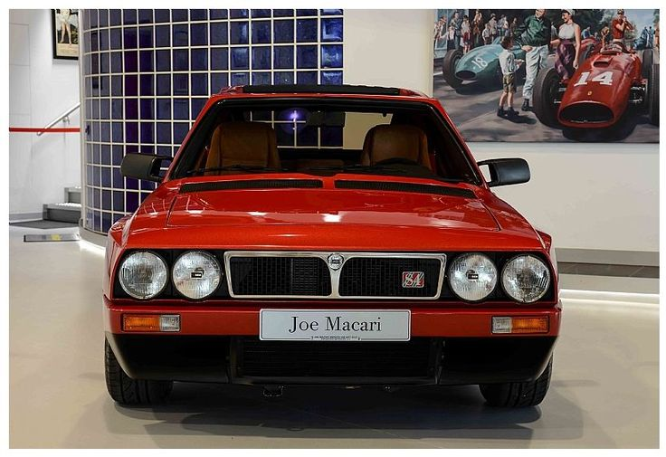 Lancia Delta S4 Stradale Front