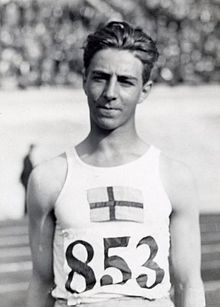 Erik Lundqvist   Erik Lundqvist – Wikipédia, a enciclopédia livre. Guld i spjutkastning vid OS i Amsterdam 1928.