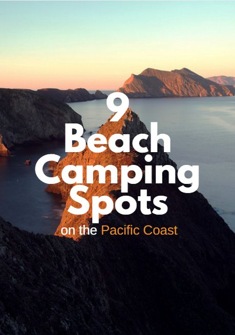 No matter what time of year, a beach getaway is always in order. From California to Oregon, here are nine fabulous beach destinations to fulfill all of your coastal needs. 9 Beach Camping Spots on the Pacific Coast http://www.active.com/outdoors/articles/9-beach-camping-spots-on-the-pacific-coast-1341574?cmp=23-233-1