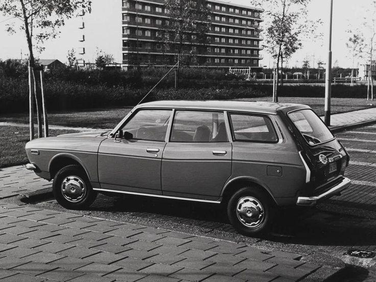 Subaru Leone Wagon '1972–81