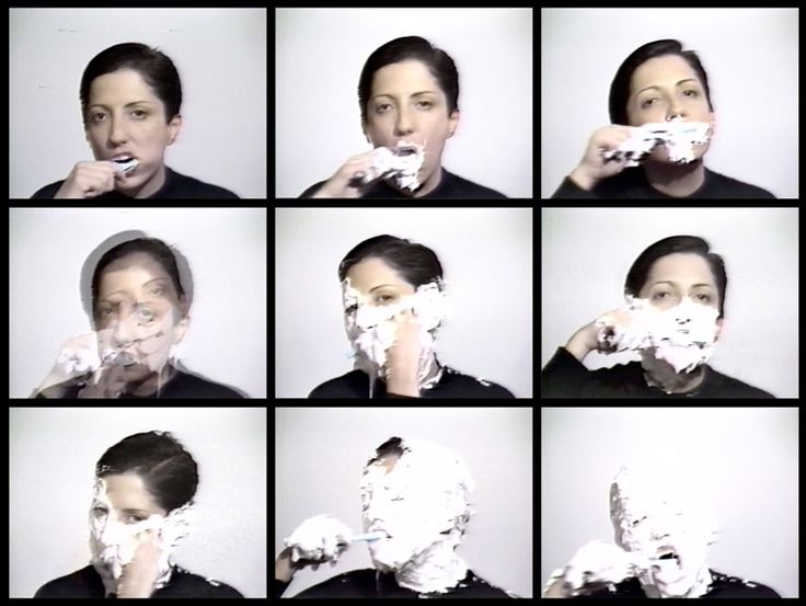 "Lenora de Barros, ""Homenagem a George Segal"", 1984/2006. Videoperformance…"