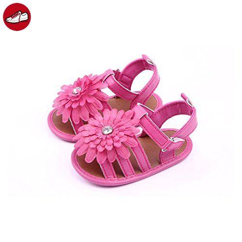 La panoplie Des Petits, Baby Babyschuhe - Lauflernschuhe  rosa rosa 9-12 Monate (*Partner-Link)