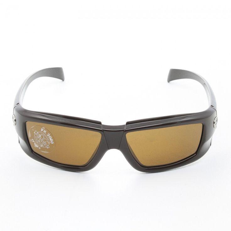 Vuarnet VL 1121 Sunglasses Col. P003 2121 Brown with Brown PX2000 Lenses -  Theaspecs.