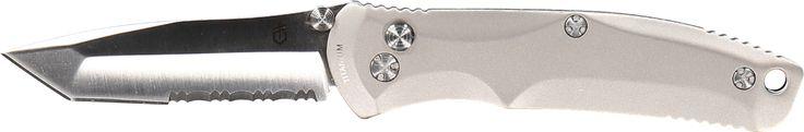 Gerber Venture Folding Knife Titanium