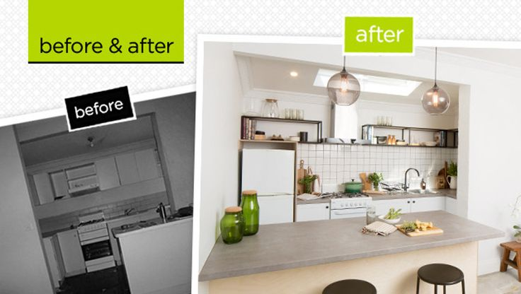 The journey of a young couple's kitchen renovation