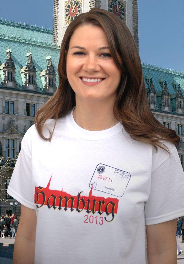 Hamburg Convention T-Shirt $14.95 https://www2.lionsclubs.org/p-980-hamburg-convention-t-shirt.aspx