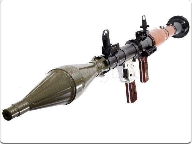 71 best RPG-7 images on Pinterest   Military guns ...Rpg Paintball Gun