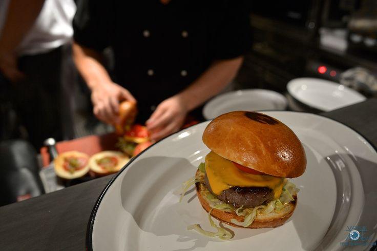 Baltazár http://baltazarbudapest.com/ | Hamburger   #budapest #design #restaurant #food #hamburger