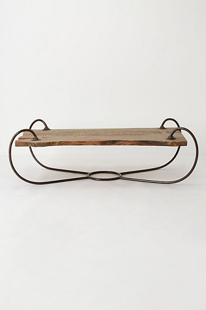 Monarch coffee table, Anthropologie.