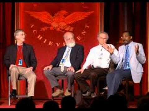 Richard Dawkins & Daniel Dennett vs. Francis Collins & Benjamin Carson -...(Francis Collins ex-atheist)