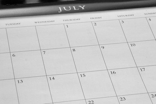 Lots of different ways to schedule your homeschool.