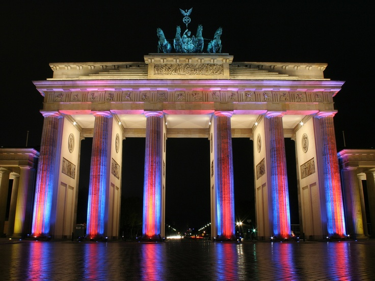 Blue and Red (Berlin)