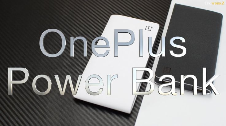 OnePlus 10,000 mAh Power Bank Review!