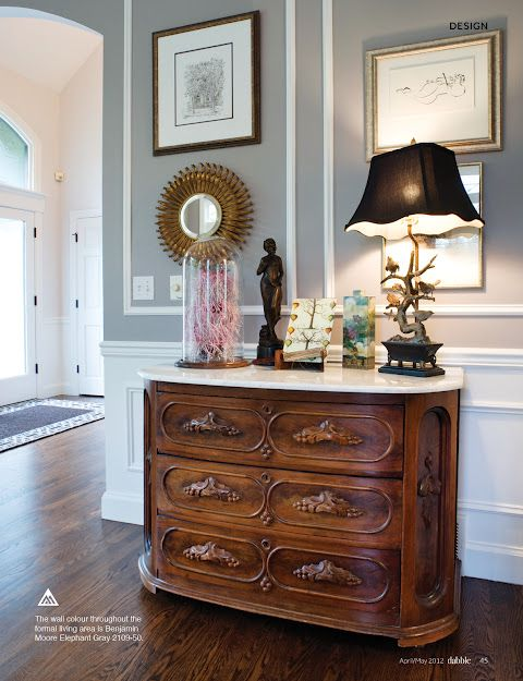 Used Foyer Furniture : Antique furniture used in entryway my love for antiques