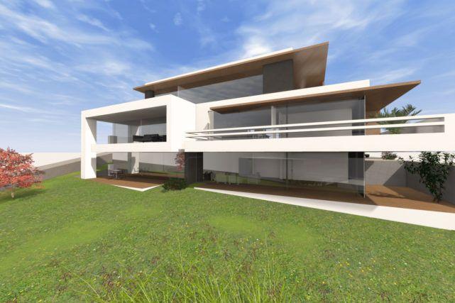 Mehrfamilienhaus 5-6 Parteien bauen