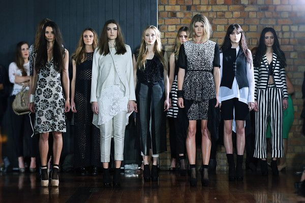 Taylor - Incision Collection Spring Release - Audi Fashion show at Britomart, Auckland #NZFW