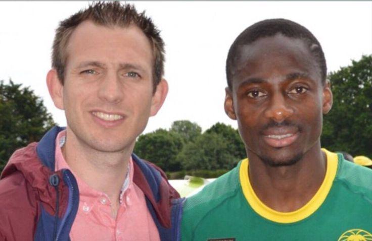 """Eyong Enoh, un footballeur international camerounais évoluant au poste de milieu de terrain avec le Standard de Liège en Belgique, est fier d'être chrétien. [audio mp3=""""https://www.chretiens.info/chretien/2017/03/▶-Le-Lion-Sage-Et-Indomptable-Eyong-Enoh-Footballeur-International-Camerounais.MP3-par-Joel-Thibau.mp3""""][/audio] Eyong Enoh, qui fêtera..."""