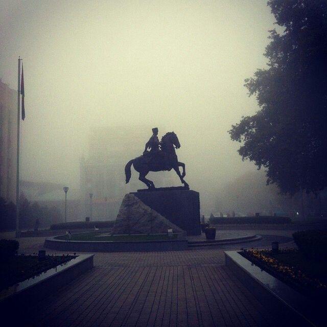 Туманный Краснодар