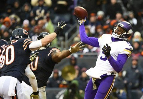 Teddy Bridgewater is Back, Already Seeing Ghosts -- Teddy Bridgewater returned to the Minnesota Vikings this week, which makes us wonder. Which crappy quarterback would you rather see play for the Queens?