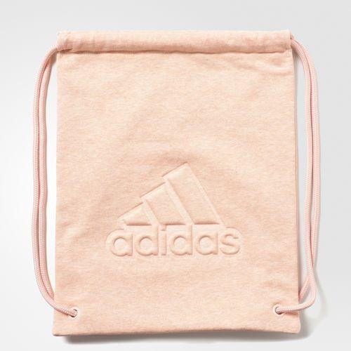 adidas drawstring bag brown