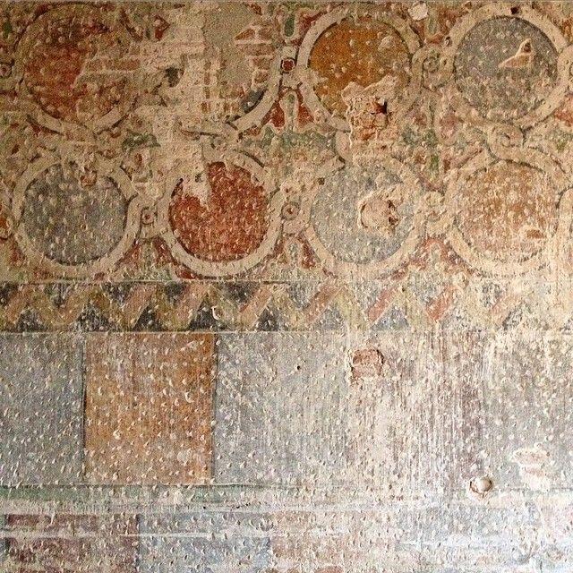 #Decorazioni medievali di #Palazzo #Boyl - #Pisa