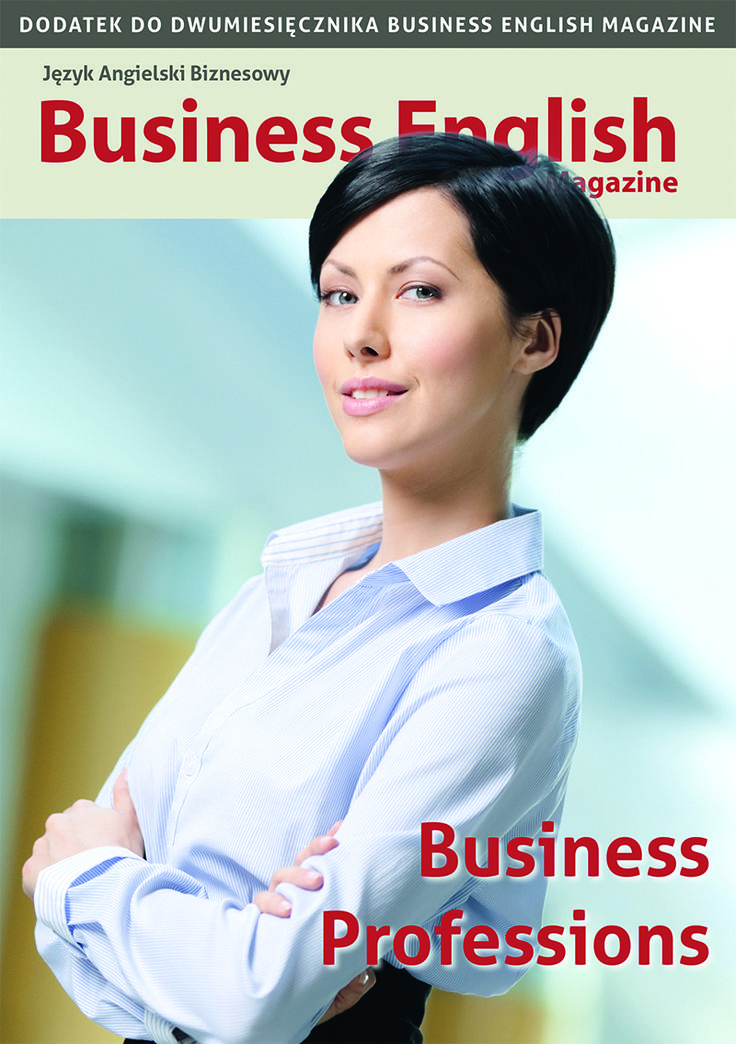 Free Booklet with Business English Magazine nr 46