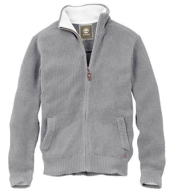フルジップ トラベル セーター|セーター/スウェット/フリース | MEN'S(メンズ) - Timberland Online Shop