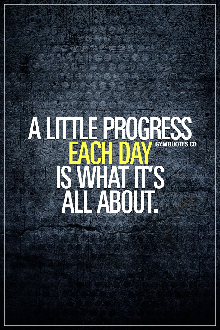 A little progress each day is what it's all about. In the end, this is what it's all about. All those things you do when you're working out and training hard.. Is all to make a little progress. Every single day. Strive for progress. Daily. #progress #keepgoing #dontgiveup