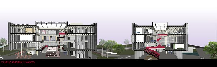 Hub de inovação banco do nordeste - HUBINE, Fortaleza