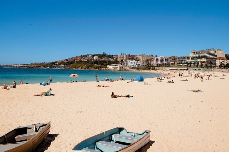 Coogee Beach... Home for now.