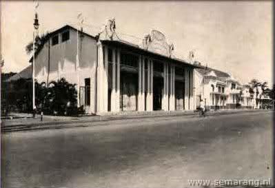 Gd Pertamina Pemuda - Indische gas maatschappij Bodjongweg -1935