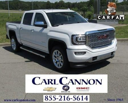 For Sale 2017 GMC Sierra 1500 Denali 4WD Crew Cab - $56,255