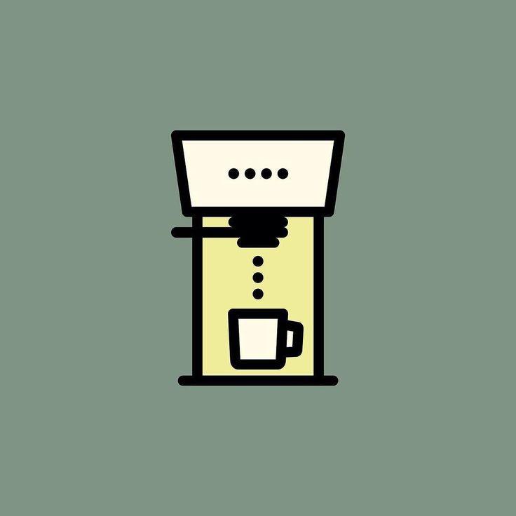 Seguimos con el diseño de pictogramas... Buenos días! Un café? . Pictograph design continues... Good morning! Some coffee? . #cafetera #coffeemachine #coffeetime #coffeelover #coffeaddict #icon #pictogram #pictograph #graphicdesign #designlogo #logoplace #logoinspirations #designspiration #pirategraphic #visualidentity #TypeTopiaLogoLove #VisForVector