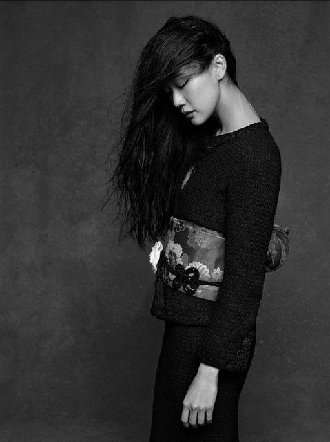 The Little Black Jacket by 下北沢世代, via Flickr