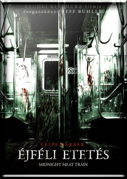 The Midnight Meat Train 【 FuII • Movie • Streaming