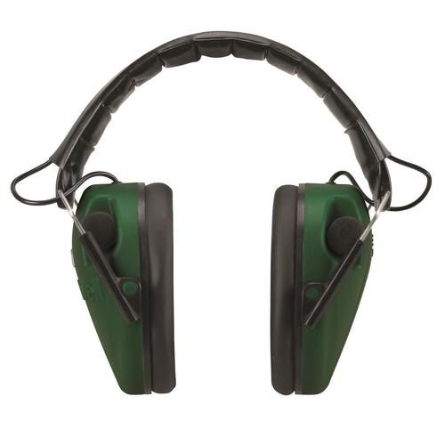 Caldwell E-Max Lo Pro Electronic Muff with Shooting Glasses