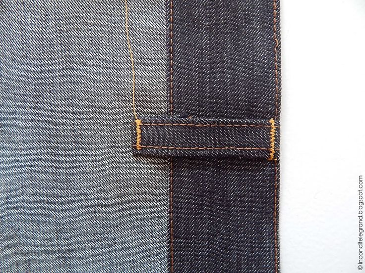 Attractive Lockstitch And Two Smoking Needles: Sewing Tutorial Attaching  Belt Loops On Jeans + Sewing