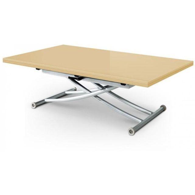 les 25 meilleures id es concernant table basse relevable. Black Bedroom Furniture Sets. Home Design Ideas