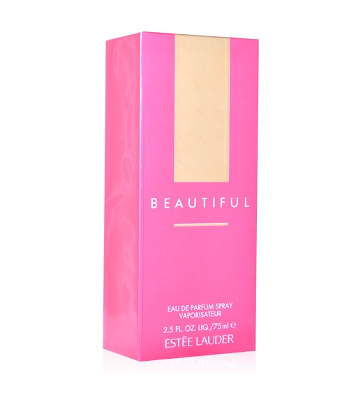 Estee Lauder Beautiful Eau de Perfume - a luxuriant floral scent you have to have in your collection :)  Shop it here: http://www.beautygarage.ro/beautiful-eau-de-perfume-estee-lauder