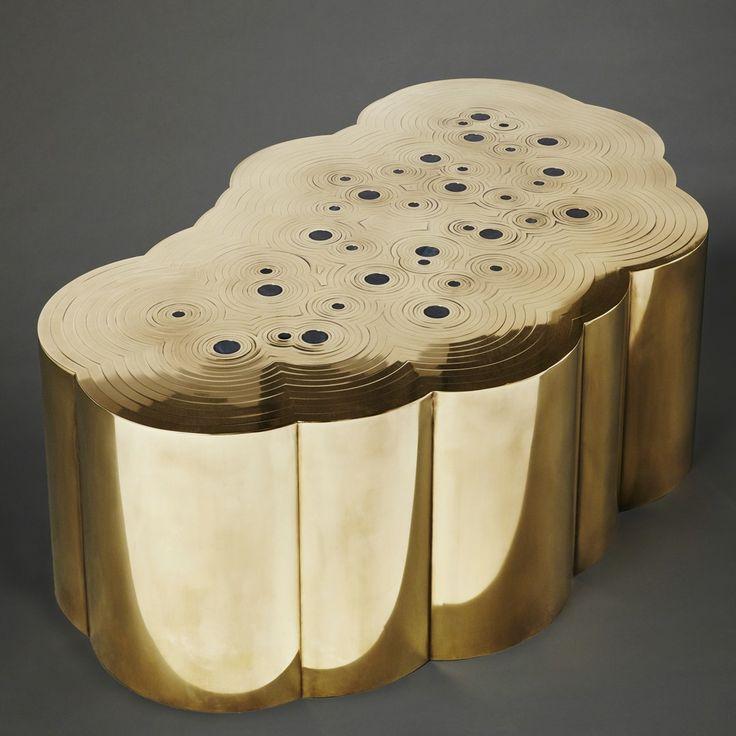 Erwan Boulloud, Rosanna Coffee Table, 2015, Twenty First Gallery