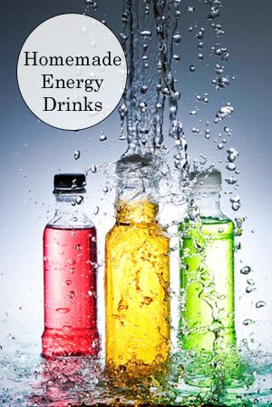 Energy drinks can be an expensive habit. Try some of these recipes for making your own affordable energy drinks and see how much you can save.