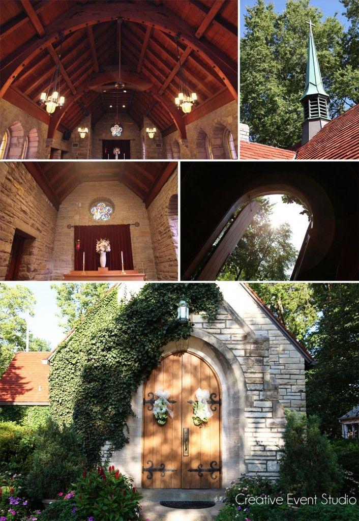 Pilgrim Chapel, Kansas City Ceremony Venue, Small wedding ideas, Stone Chapel