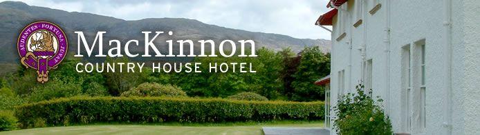 MacKinnon Hotel, Isle of Skye