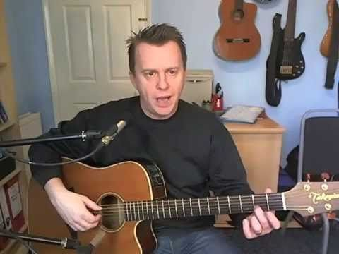 Love this instructor-he really breaks down finger-style for beginners.  How To Play 'Love Is All Around' For Easy Fingerstyle Guitar