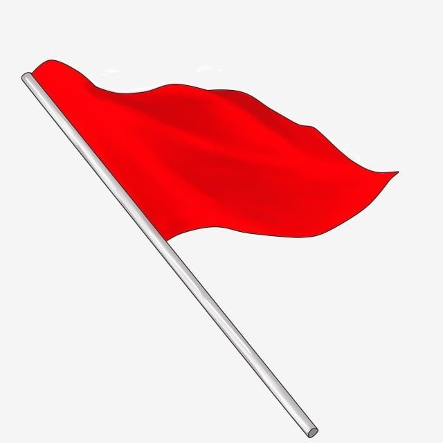 Fluttering Red Flag Red Banner Fluttering Png Transparent Clipart Image And Psd File For Free Download Clip Art Red Flag Cloth Banners